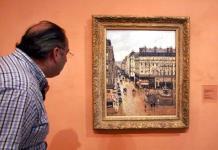Corte de EEUU da cuadro saqueado por nazis a museo español