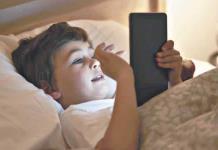 Niños usan en exceso gadgets