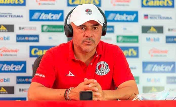 Atlético de San Luis se reencontró con el buen futbol: Vázquez