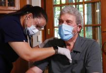 COVID-19: Enfermos optan por hospitalización en casa