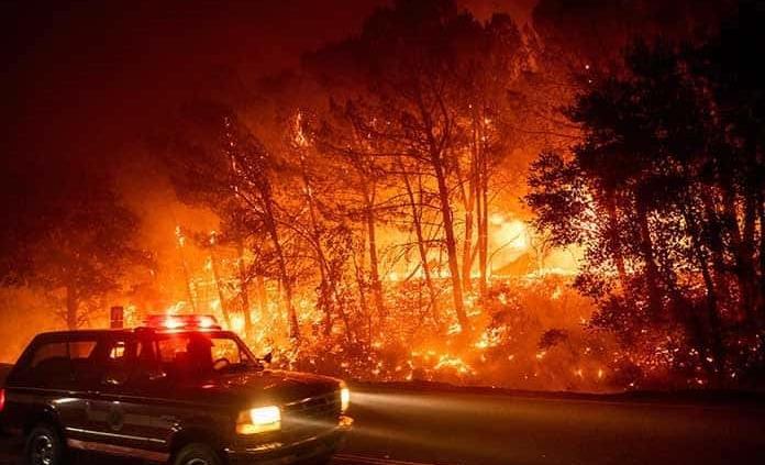 Incendios en California. Seis muertos y casi 200 mil evacuados