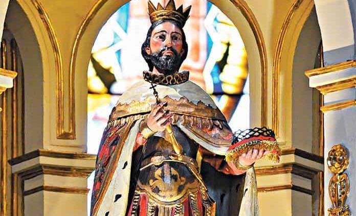 San Luis Rey de Francia,patrono de la ciudad