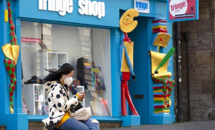 Edimburgo, una capital artística víctima del coronavirus