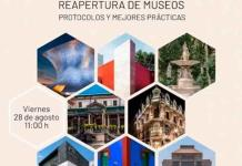 Museos autónomos y mixtos crean manual de prevención ante el Covid-19