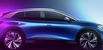 Con 100 dólares en EU se podrá apartar por Internet primer SUV eléctrico de VW