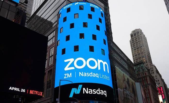 Zoom ahora vale más que Boeing y Starbucks