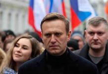 El servicio penitenciario ruso pide a los tribunales que encarcelen al opositor Navalni