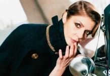Chiara Mastroianni imagen de Loewe
