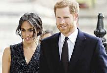 Británicos piden que les quiten títulos nobiliarios a Meghan y Harry