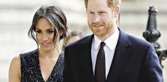 Harry y Meghan abandonan sus títulos reales en aparición de TV