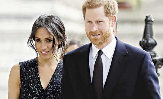 Príncipe Enrique y Meghan Markle firman acuerdo con Netflix