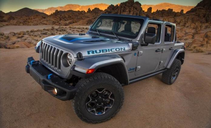 Jeep resucita el Grand Wagoner y presenta el Wrangler 4xe