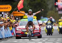 El francés Peters se corona en los Pirineos y Pogacar anima la general en el Tour de Francia