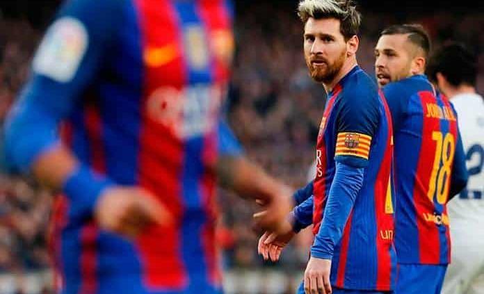 Exconsejero de Griezmann se retracta tras polémica con Messi