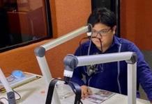 Gibrán Ramírez se une a Mario Delgado por la dirigencia