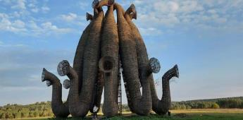 Arquitectos rusos dedican festival de instalaciones monumentales a la pereza