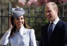 El príncipe William, muy protector de Kate Middleton