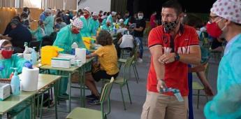 España suma 27,000 positivos tras el fin de semana y se acerca a los 600,000