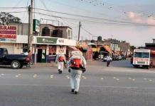 Eroga municipio miles de pesos en sanitización