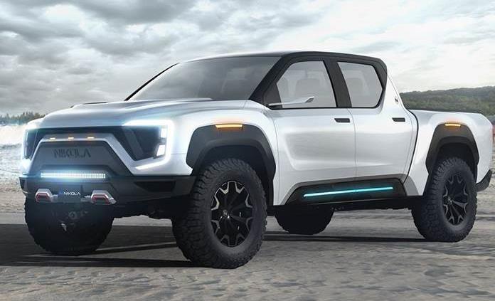 GM y Nikola harán camioneta eléctrica