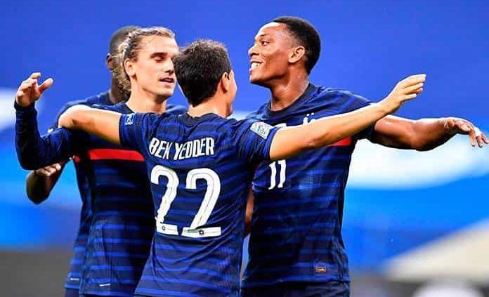 Francia remonta a Croacia 4-2