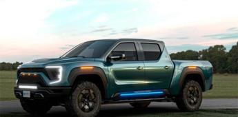 General Motors invierte 2 mmd para desarrollar camioneta de hidrógeno