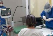 Centro Temporal Covid del IMSS en Valles atendió a 16 pacientes en su primer día