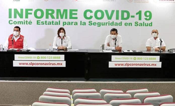 Valles suma 10 nuevos casos de coronavirus