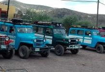 Verificará la SCT condiciones de las camionetas Willys