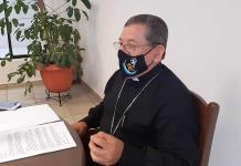 Obispo pide orar por el fin de la pandemia