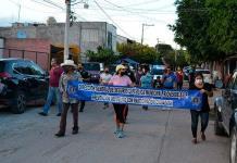 Rioverdenses marchan contra la inseguridad