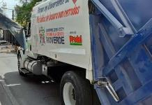 El miércoles suspenderán la recolección de basura