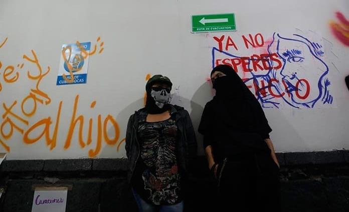 Feministas de Edomex exigen que se les retire denuncia