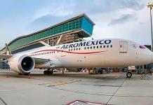 Aeroméxico rompe récord con nuevo vuelo desde Hong Kong en medio de la crisis