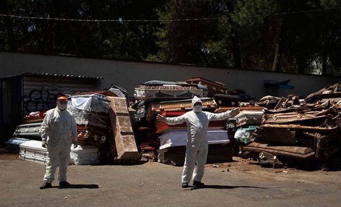 VIDEO| México acumula 206 mil 146 muertos por COVID-19
