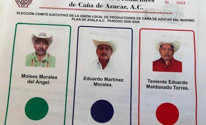 Eduardo Martínez gana la dirigencia de la Unión de Cañeros