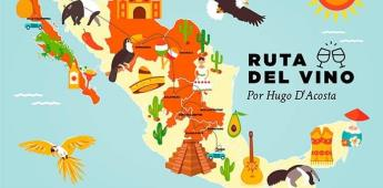 Hugo D´Acosta propone un roadtrip ideal del vino mexicano