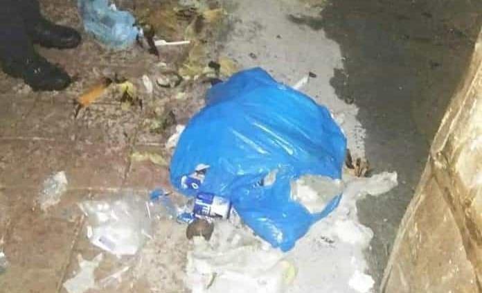 Piden no tirar basura en la vía pública para evitar contagios