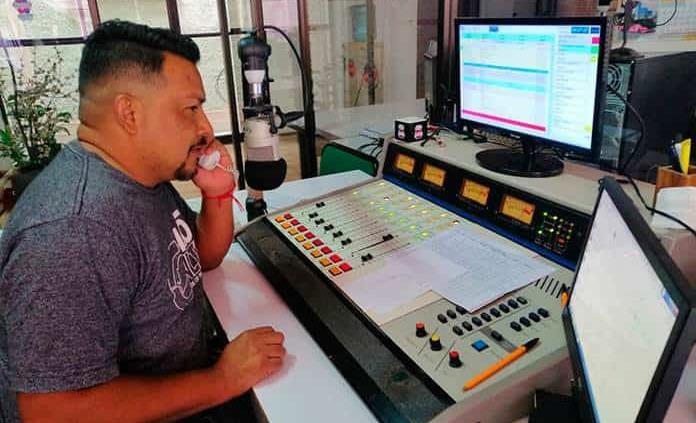 Este día, el festejo de trabajadores de la radio