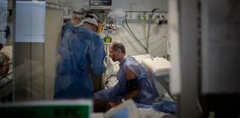 Argentina registra 315 fallecidos y 9 mil 909 contagios nuevos de coronavirus