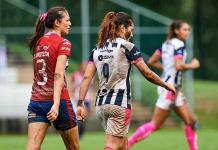 Rayadas vence 3-1 al Atlético de San Luis y es líder de Guard1anes 2020 en la Liga MX Femenil