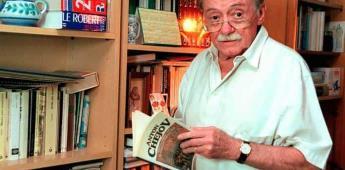 Hallan el manuscrito de una novela inconclusa de Mario Benedetti