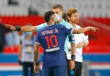 El PSG apoya a Neymar quien acusa a Álvaro González de racismo