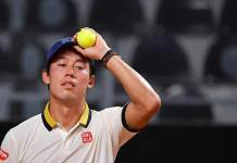 Nishikori derrota a Ramos y va a segunda ronda del Masters de Roma