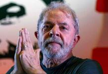 """Fiscales denuncian a Lula por presunto """"lavado"""""""