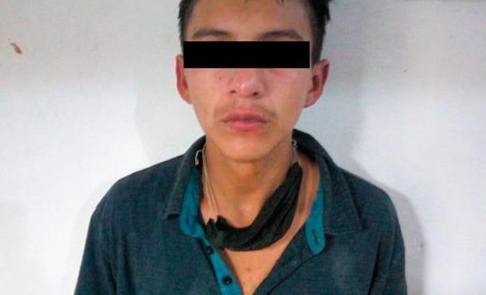 Impiden robo en la Rivas Guillén
