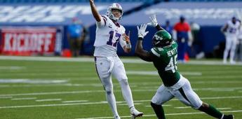 Los Bills inician la temporada con triunfo sobre los Jets