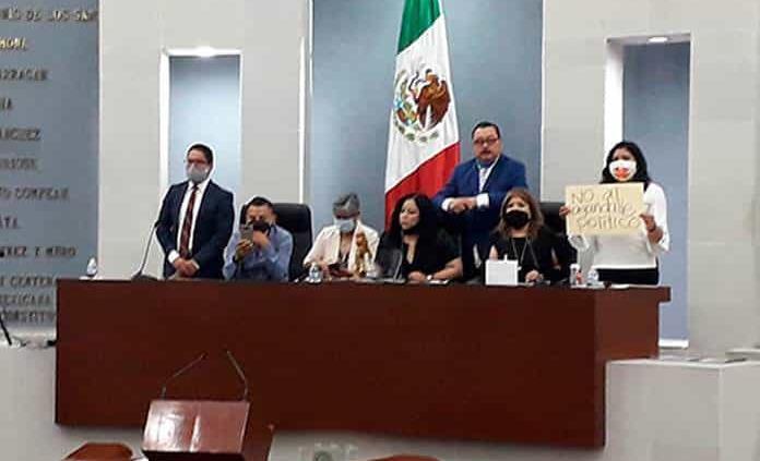 Morena se queda sin Directiva Legislativa
