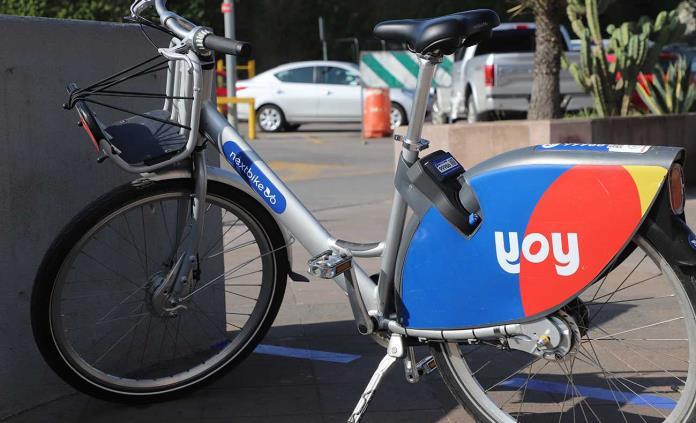 Alcaldía pone en marcha sistema de bicicletas en la capital potosina