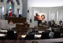 10 nuevas leyes y 5 reformas constitucionales locales, entre las labores incluidas en el Segundo Informe del Congreso